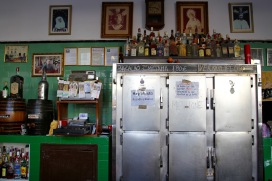 Tapas bar, Seville, Andalusia, Spain