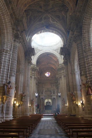 Cathedral, Jerez de la Frontera, Andalusia, Spain