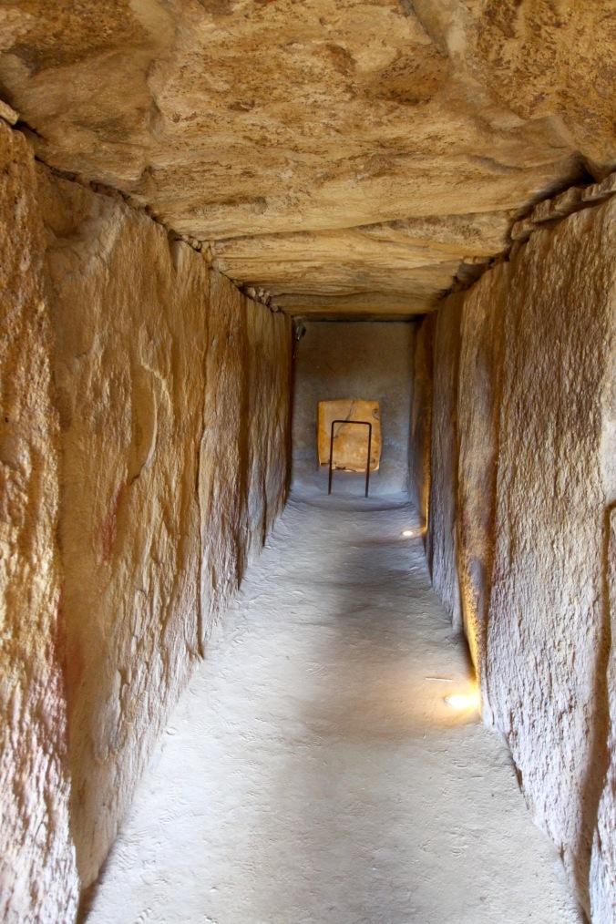 Viera Dolmen, Antequera, Andalusia, Spain