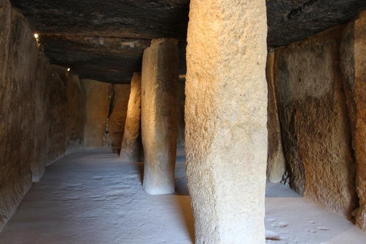 Menga Dolmen, Antequera, Andalusia, Spain