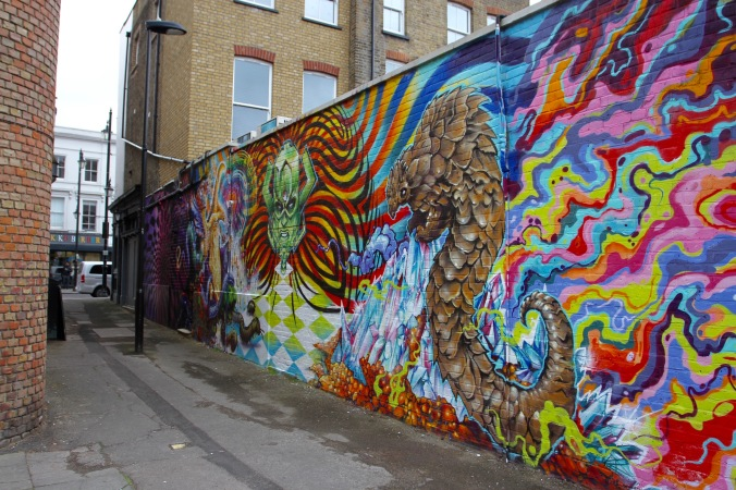 Hoxton Street, Shoreditch, London
