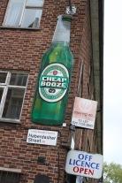 Cheap Booze, Shoreditch, London