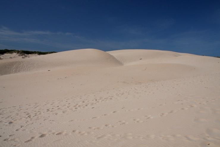 Playa de Bolonia, Costa de la Luz, Andalusia, Spain