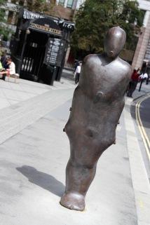 Statue, City of London, London