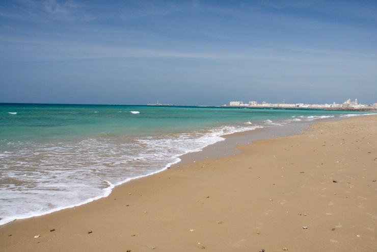 Beaches, Cadiz, Costa de la Luz, Andalusia, Spain
