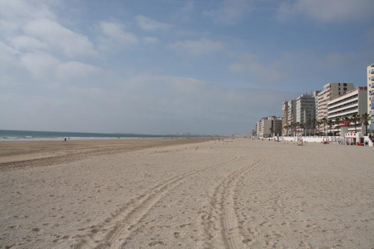 Beaches, Cadiz, Costa de la Luz, Andalusia, Spain