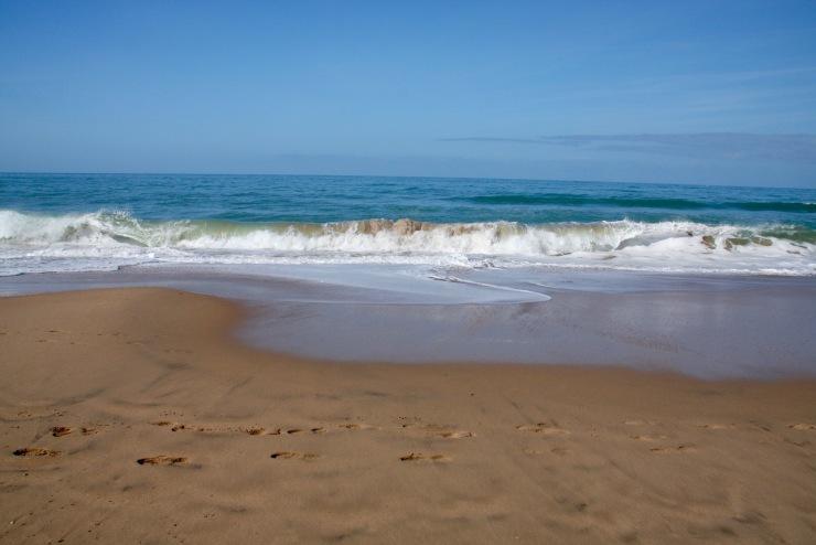 Beaches, Parque Natural Bahía de Cadiz, Costa de la Luz, Spain