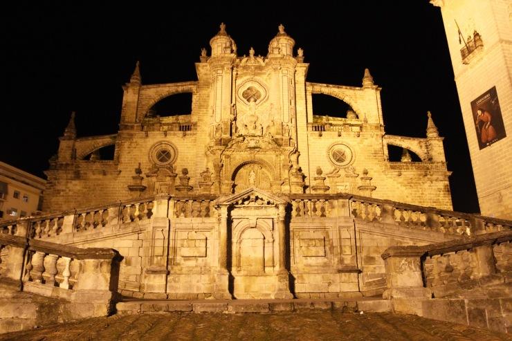 Cathedral. Jerez de la Frontera, Andalusia, Spain