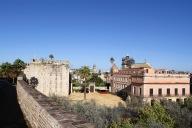 Alcázar, Jerez de la Frontera, Andalusia, Spain