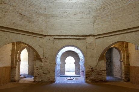 Mosque, Alcázar, Jerez de la Frontera, Andalusia, Spain