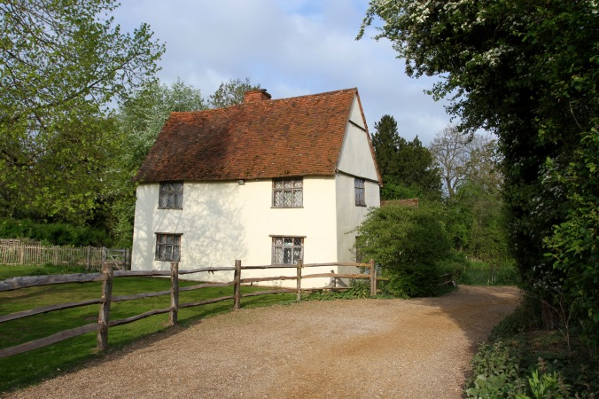 Willy Lott's House, Suffolk