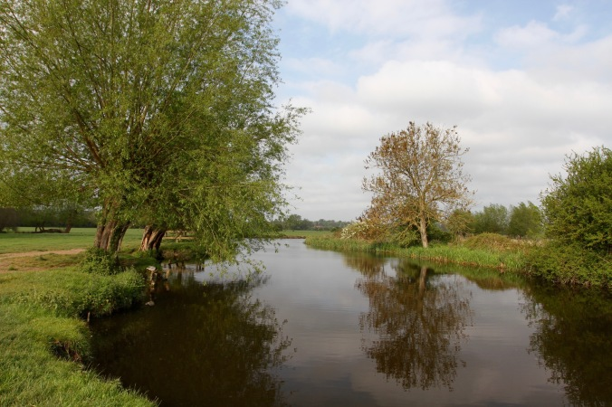 Stour River Valley, Suffolk