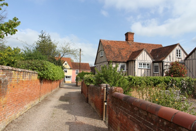 Dedham, Stour valley, Suffolk