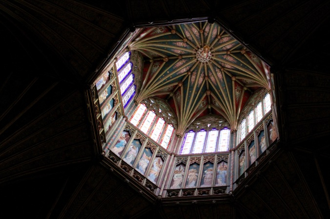 The Lantern, Ely Cathedral, Ely, Cambridgeshire