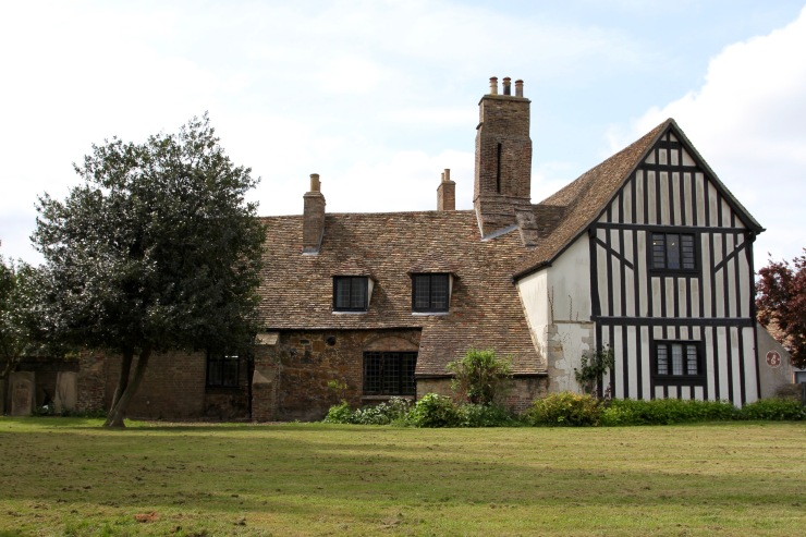 Oliver Cromwell's house, Ely, Cambridgeshire