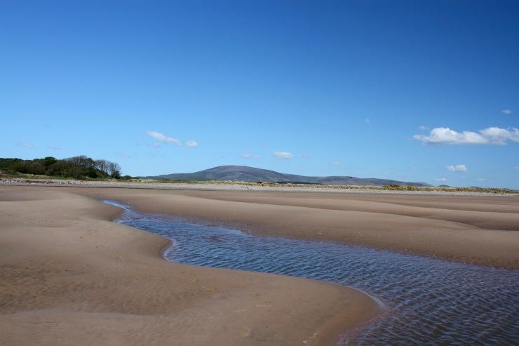 Duddon Sands, Millom, Cumbria