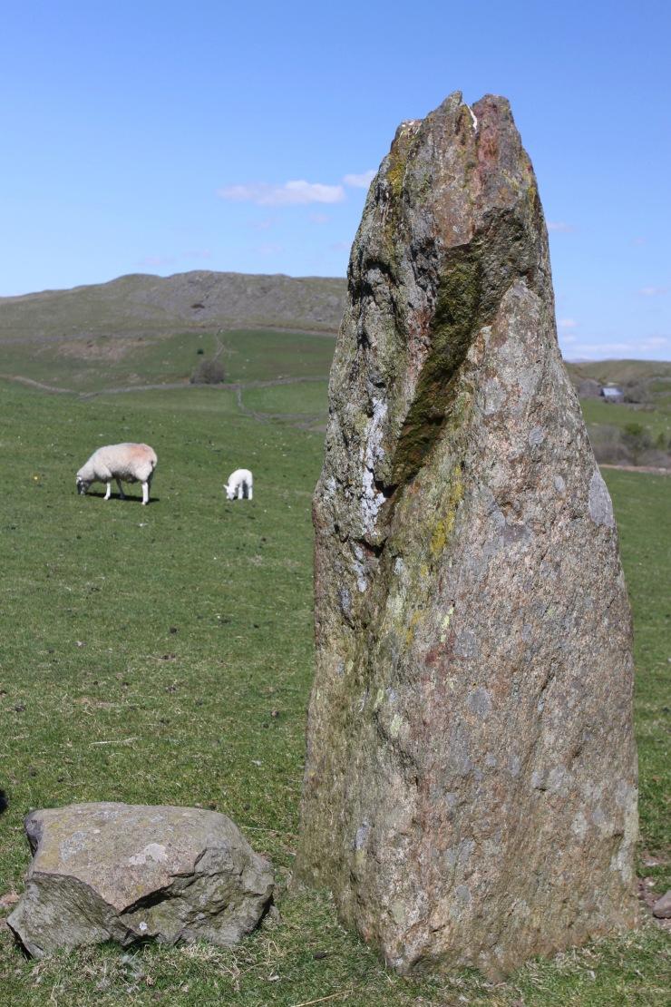 Swinside Stone Circle, Millom, Cumbria