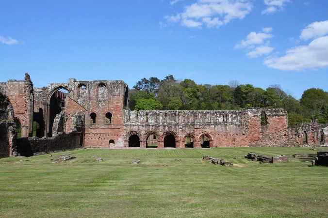 Furness Abbey, Cumbria