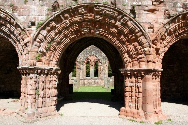 Furness Abbey, Cumbria