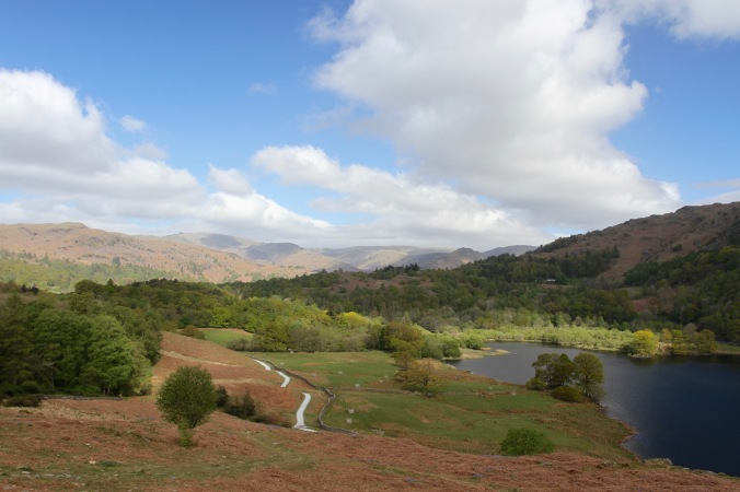 Rydal Water, Lake District National Park, Cumbria