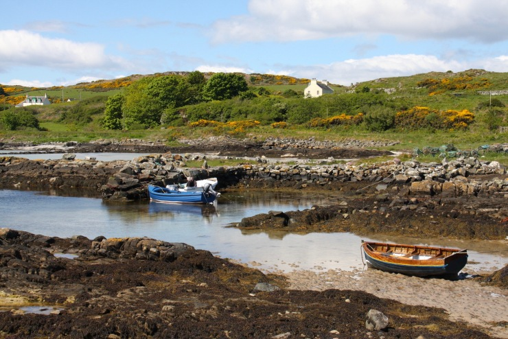 Isle of Gigha, Scotland