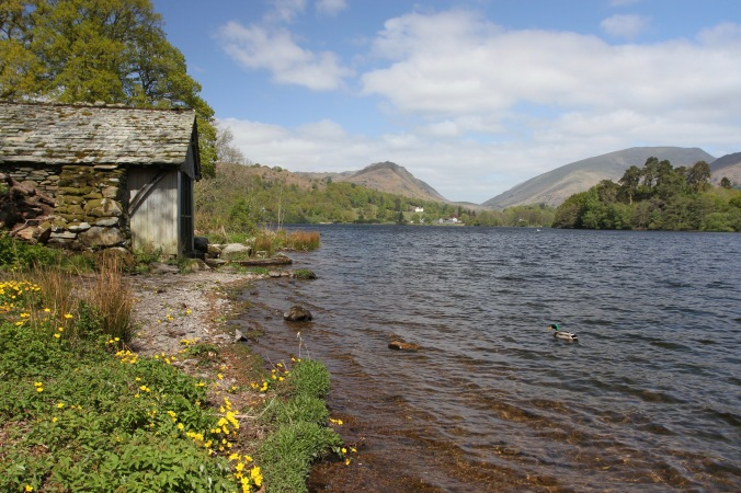Grasmere, Lake District National Park, Cumbria