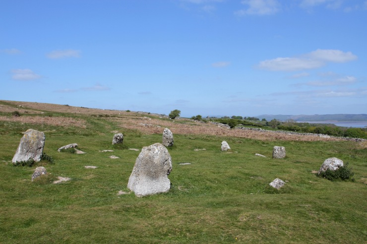 Birkrigg Stone Circle, Furness Penninsular, Cumbria