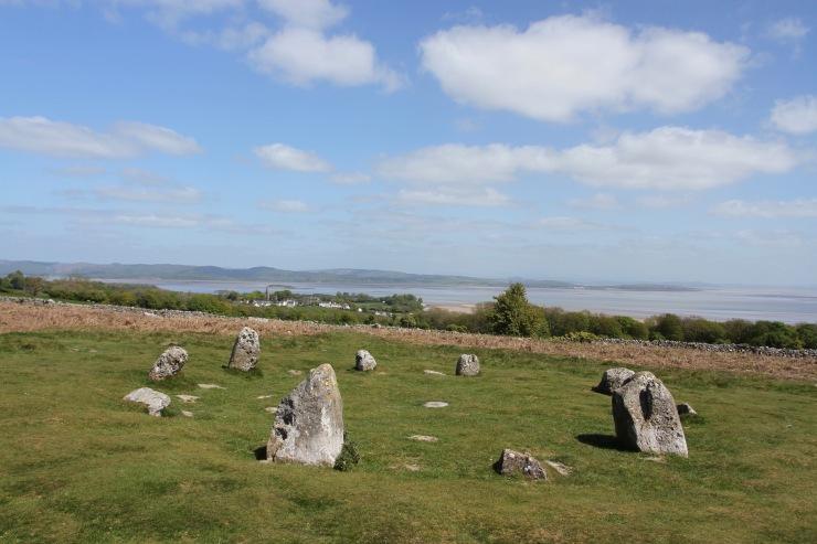Birkrigg Stone Circle, Furness Penninsular, Cumbria