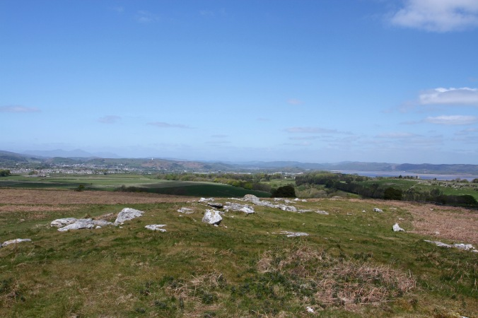 Birkrigg Common, Furness Penninsular, Cumbria