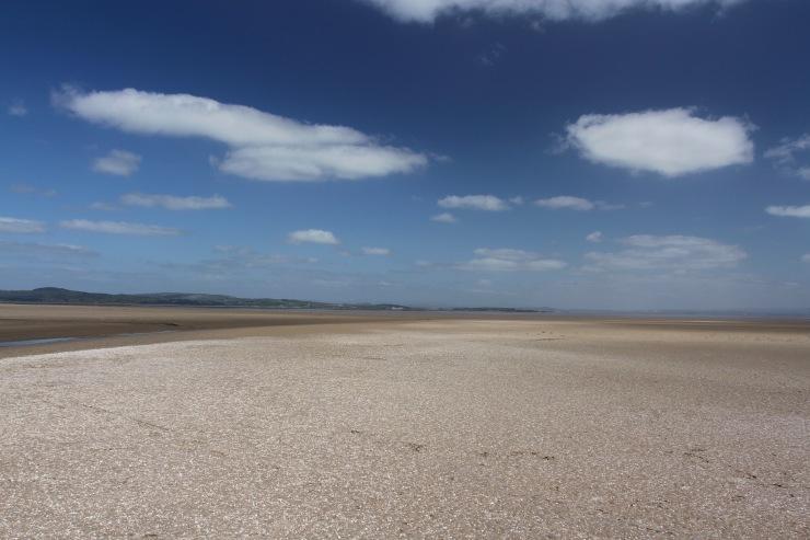 Morecambe Bay, Furness Penninsular, Cumbria