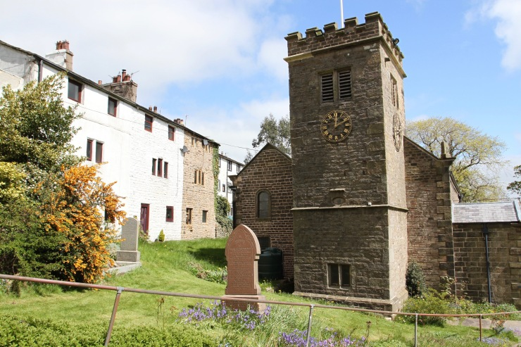 St. Mary's Church, Newchurch, Pendle, Lancashire