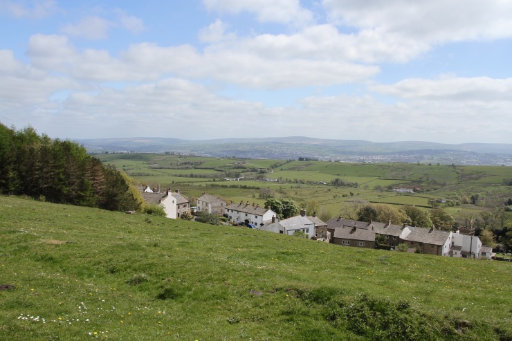 Newchurch, Pendle, Lancashire