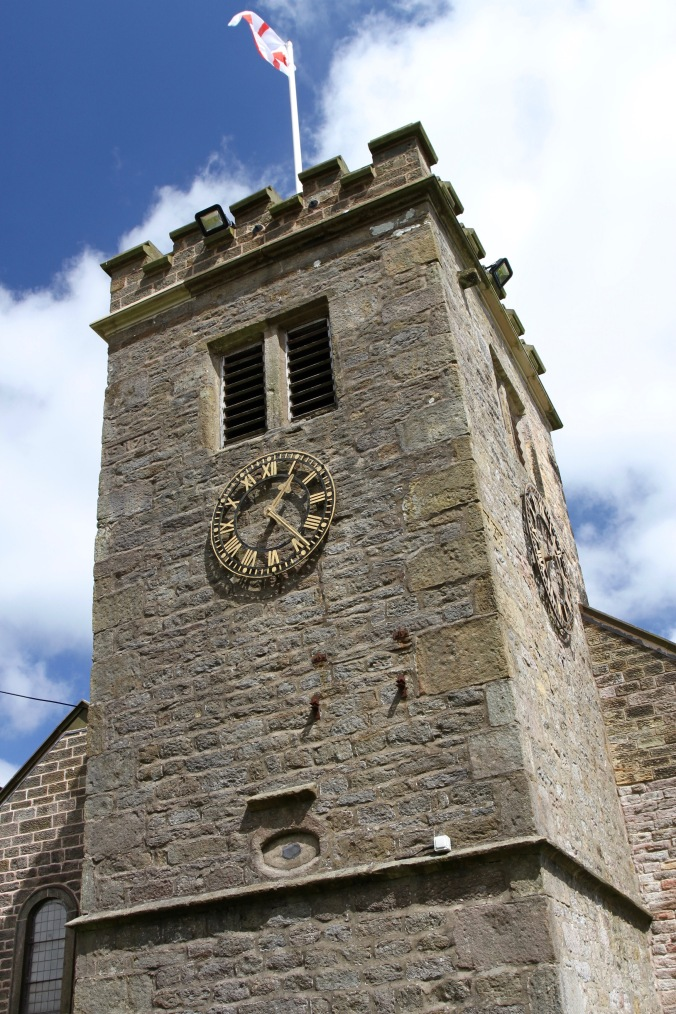 'Eye of God', St. Mary's Church, Newchurch, Pendle, Lancashire