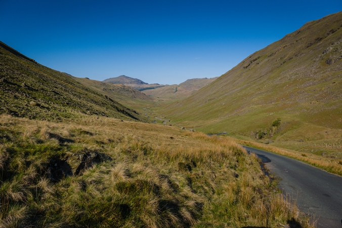 The route of the Fred Whitton Challenge © Steve Fleming 2017