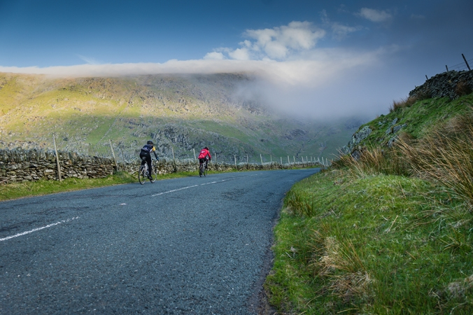 Kirkstone Pass, Fred Whitton Challenge © Steve Fleming 2017