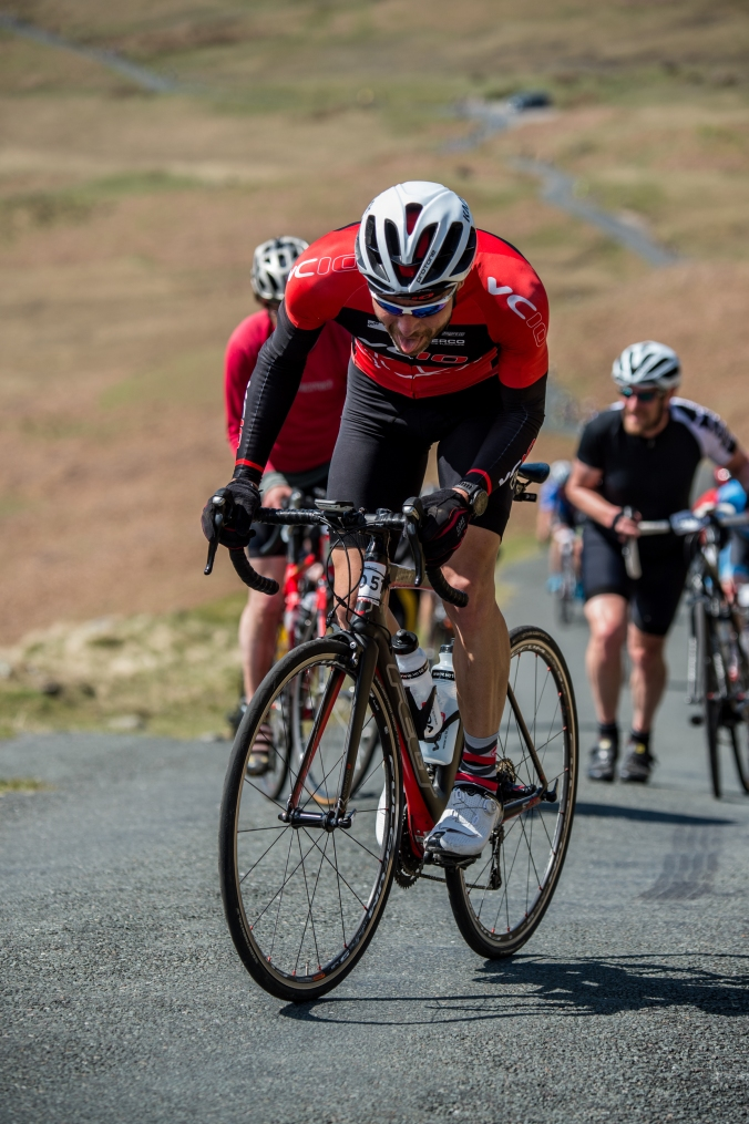 Hardknott Pass, Fred Whitton Challenge © Steve Fleming 2017