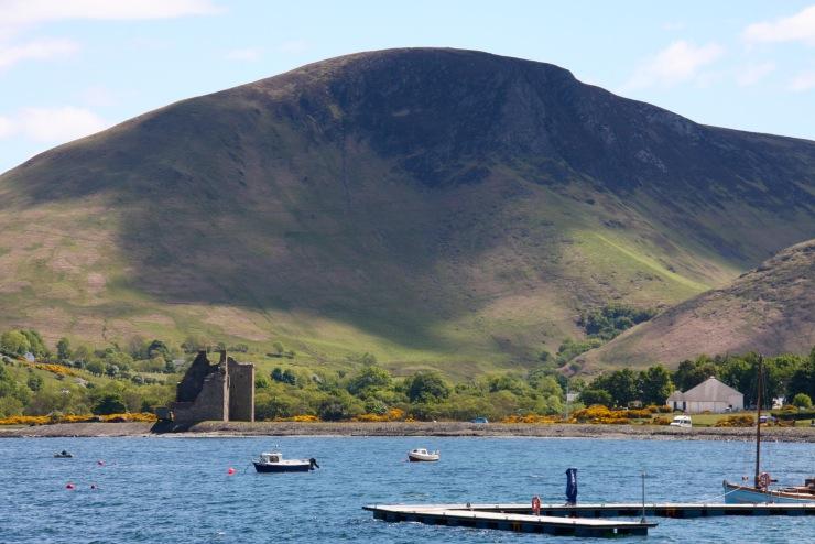 Lochranza, Isle of Arran, Scotland
