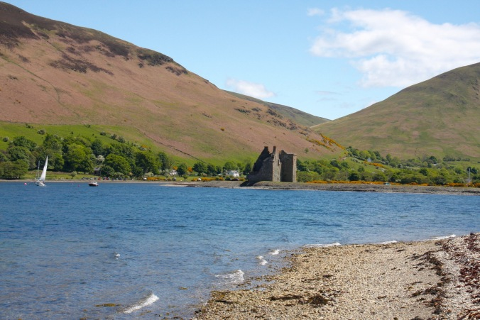 Lochranza, Isle of Arran, Scotland