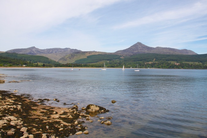 Brodick, Isle of Arran, Scotland