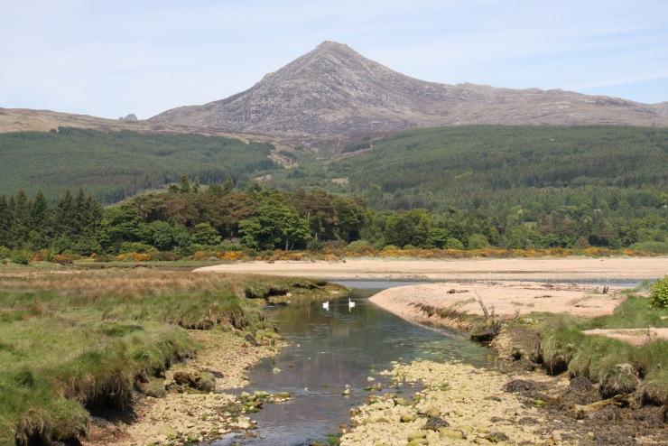 Brodick, Isle of Arran, Scotland