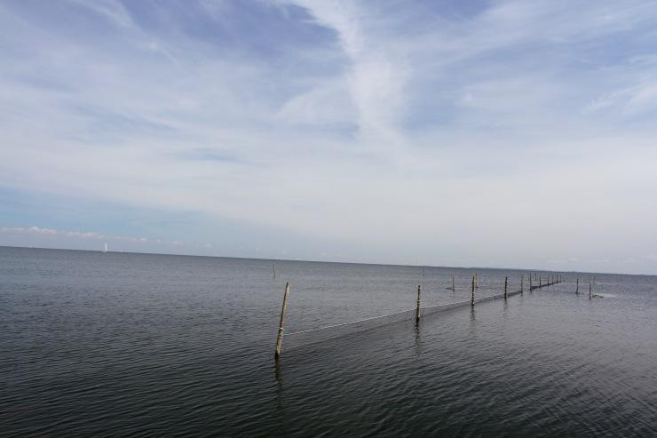 The IJsselmeer, Netherlands