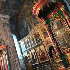 Krusedol Monastery, Fruska Gora National Park, Serbia
