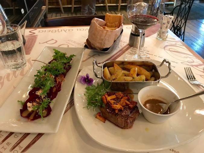 Food, Novi Sad, Serbia