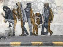 Street art, Reims, France