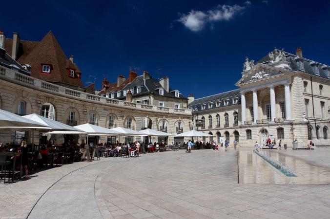 Place de laLibération, Dijon, France