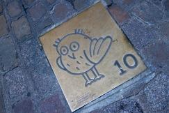 Owl Trail, Dijon, France