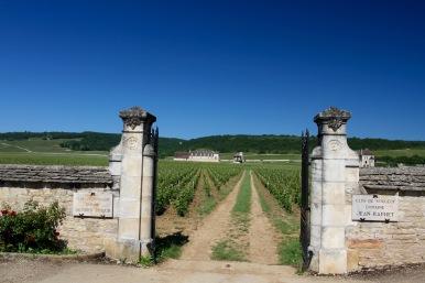 Château du Clos de Vougeot, Route des Grand Crus, Burgundy, France