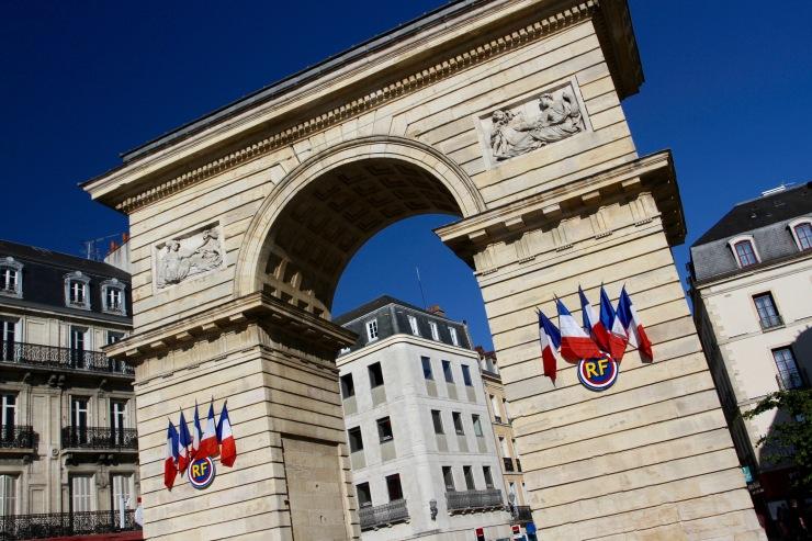 Porte Guillaume, Dijon, France