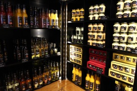 Maille mustard boutique, Dijon, France