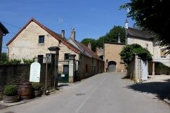 Aloxe-Corton, Route des Grand Crus, Cote de Nuits, Burgundy, France